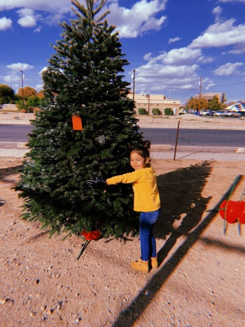 Give a tree a hug!